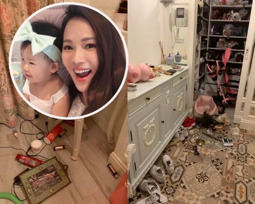 【臺6級地震】伊能靜抱3歲女狂奔逃命:這輩子遇到最晃地震
