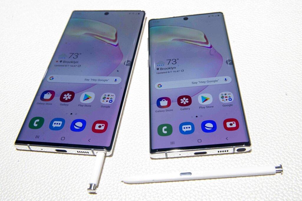 三星集團發佈新一代「Galaxy Note 10」智能手機,引入超高速 5G 網絡連結技術及大幅提升攝影機性能。 AP