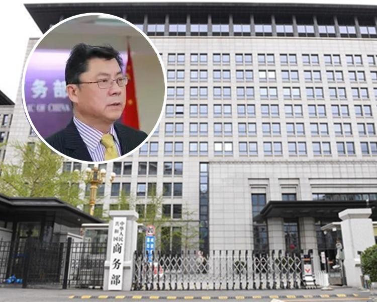 王賀軍表示中國絕不會在原則問題上妥協。