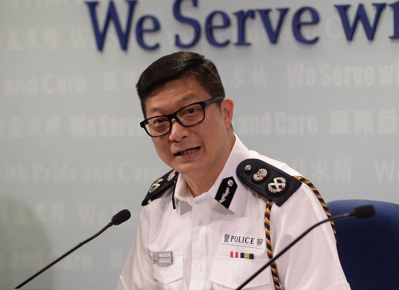 鄧炳強表示會密切留意有關情況。