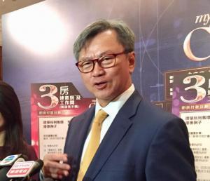 【1113】長實趙國雄:對香港近期發生暴力事件感痛心