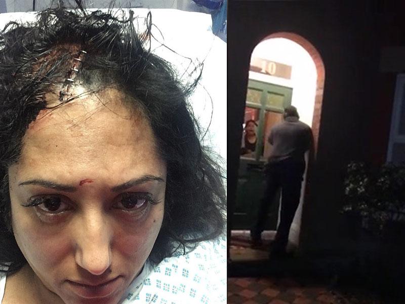 一名15歲少女,用手機拍下爸爸襲擊媽媽的片段,令爸爸被控家暴罪成判囚8年。(網圖)