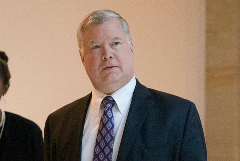 特朗普考慮由北韓問題特使比根接任駐俄大使。AP