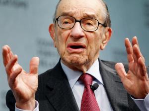格林斯潘:沒有障礙可阻美債負利率出現