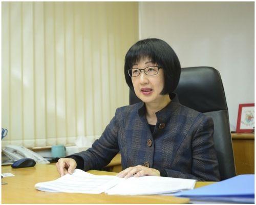 旅遊業議會總幹事陳張樂怡。資料圖片