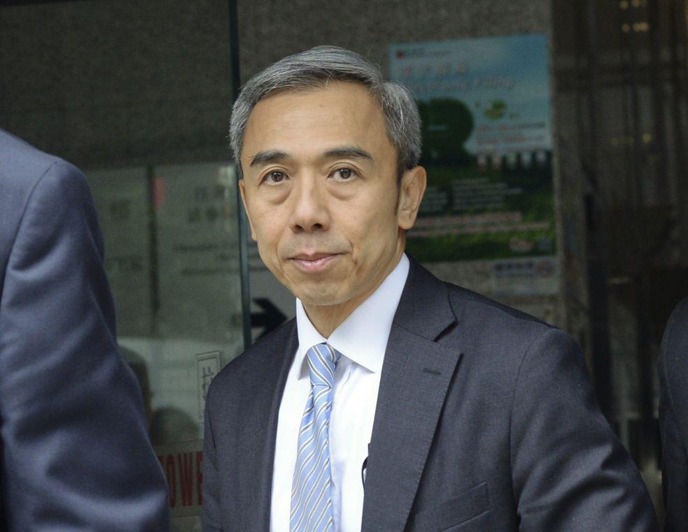 馮永業被裁定身為公職人員行為失當罪名成立。資料圖片