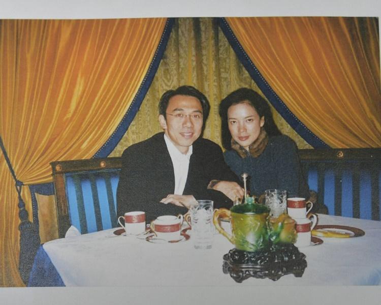 游官馮陳關係如同夫妻無需大費周章以51萬元分享利益。
