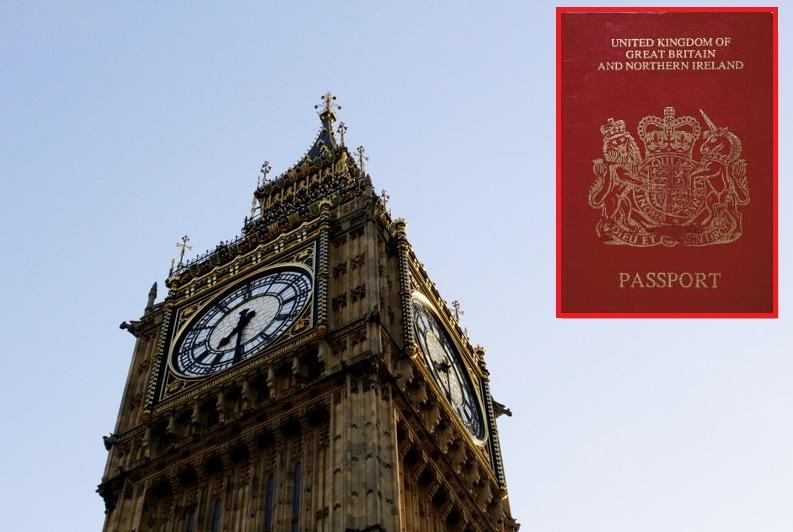 英議員促予持BNO港人英國國籍。 資料圖片