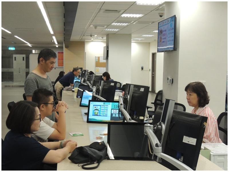新竹市容許市民一生換一次身份證號碼。網圖