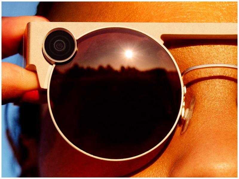 Snap推雙鏡頭太陽眼鏡。Snap