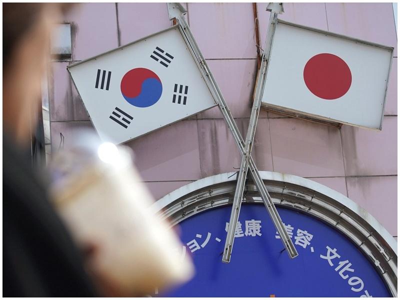 日韓副外長擬就二戰勞工爭議磋商。AP