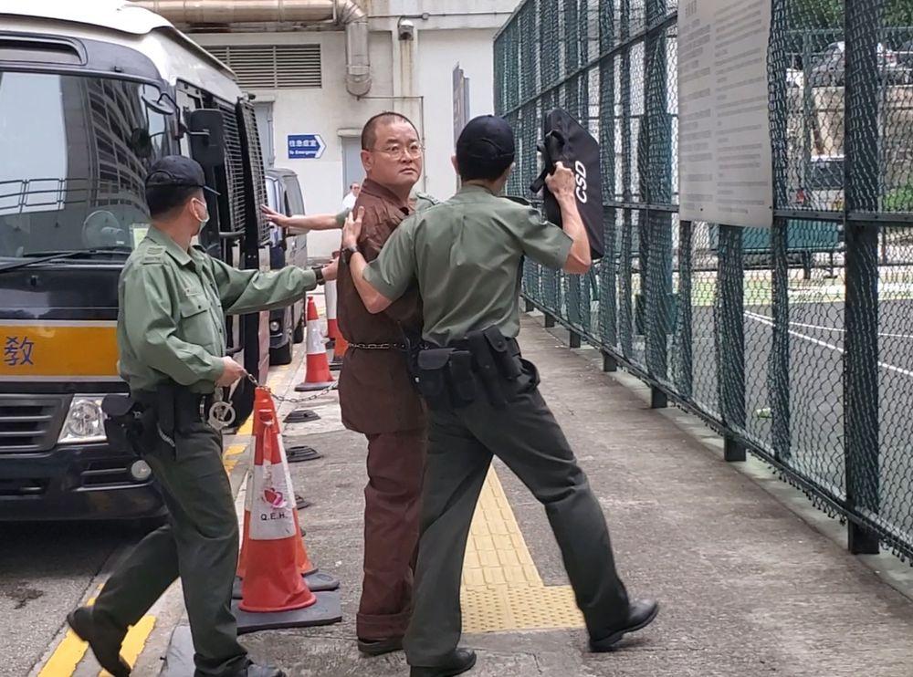 邵家臻在佔中案中被判囚8個月。資料圖片