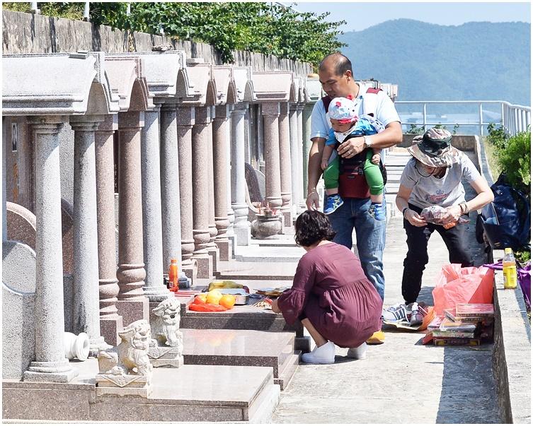 消費者應細心考慮殯儀服務採用的宗教儀式。資料圖片