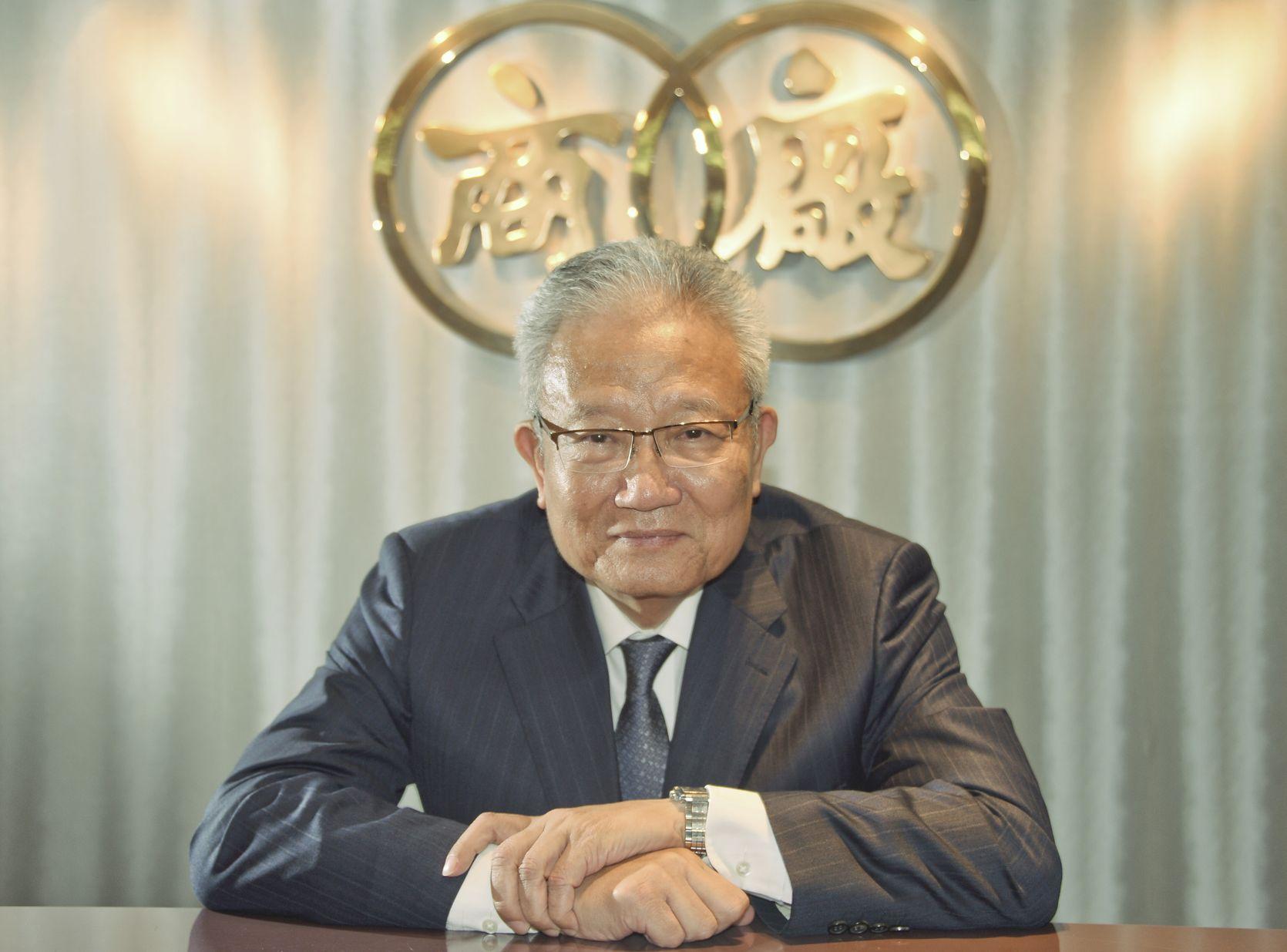 吳宏斌指,政府非常有誠意和決心解決香港當前的困局。資料圖片
