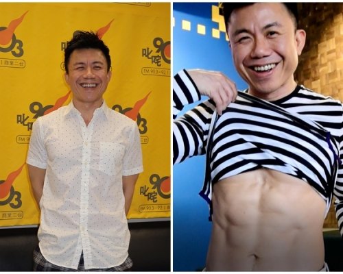 陳奐仁開騷晒40舊腹肌 銳意組成年BTS