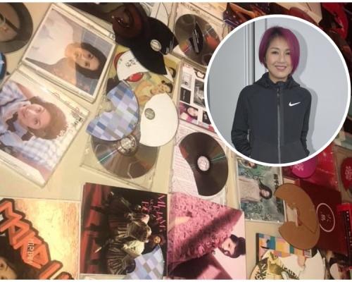 【逃犯條例】怒碎多年珍藏唱片 楊千嬅歌迷:令佢知道賺人民幣代價