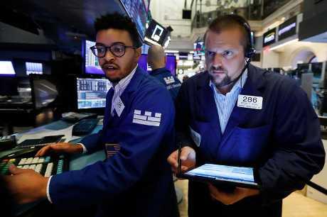 美股周五上升。AP