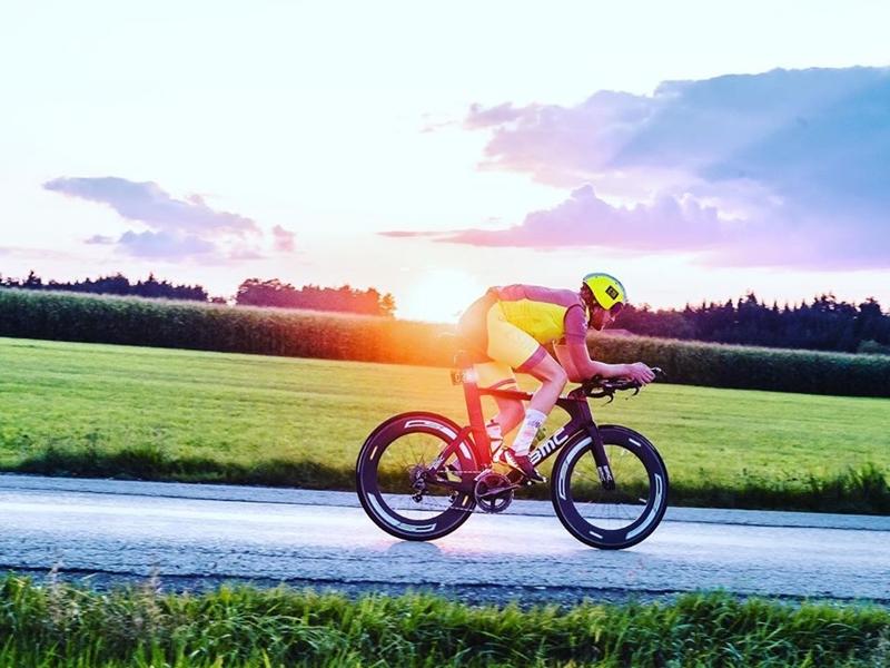 奧地利極限單車手法興周五完成騎行穿越歐洲大陸的壯舉,創出最快的新紀錄。  示意圖/網圖