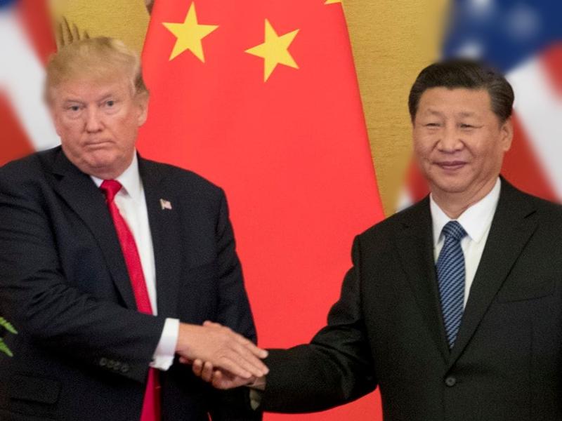 特朗普政府宣布將部分中國產品,從下一輪百分之十的關稅名單中剔除。AP