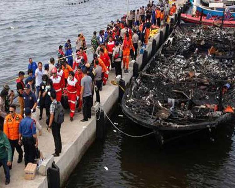 搜救人員已救起61人。網圖
