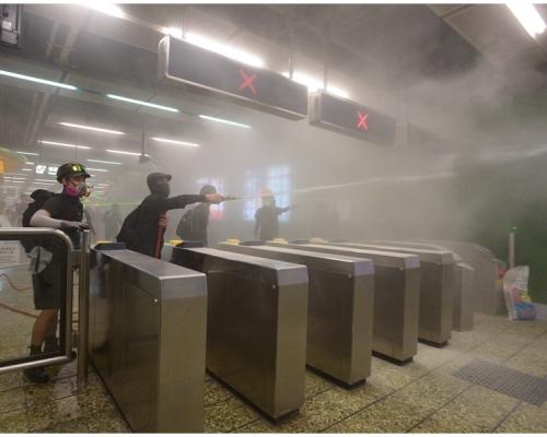 【逃犯條例】指港鐵未回應人身安全訴求 車長發起明日罷工抗議