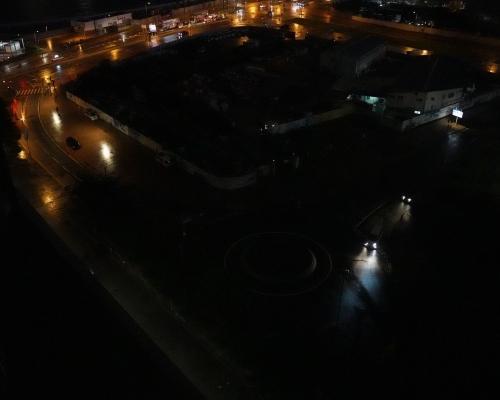 【維園集會】譚文豪:添美道街燈全熄影響駕駛者安全 促路政署解釋