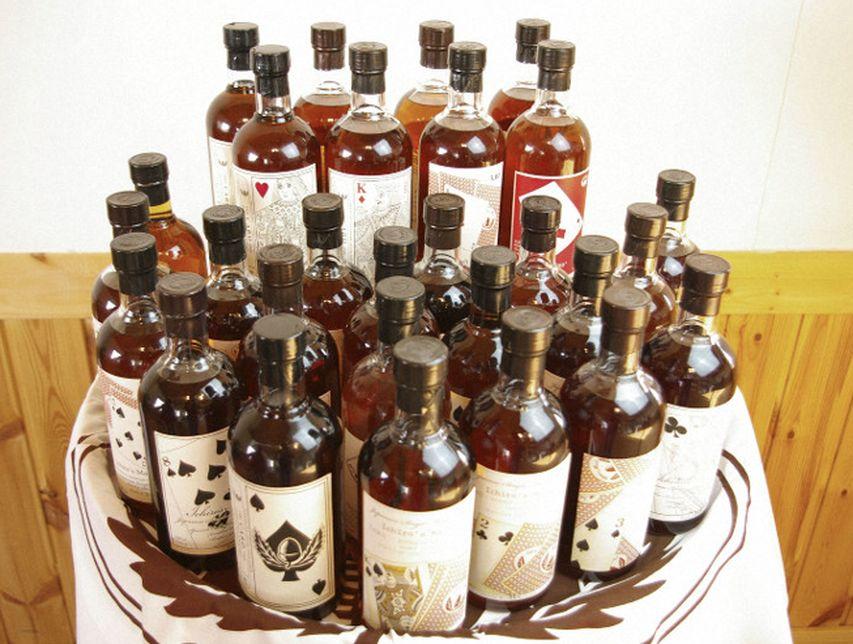 【Kelly Online】威士忌719萬拍出 創日本產最高價