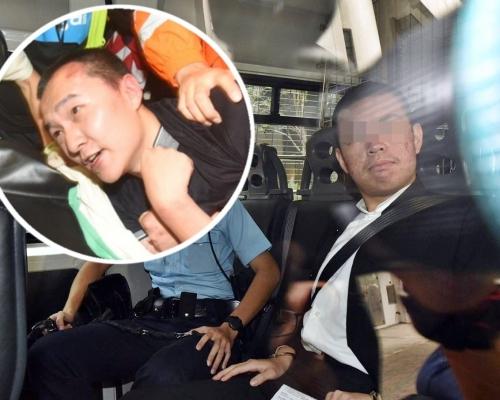 涉襲擊《環時》記者付國豪19歲男被拒保釋 另涉新城市廣場襲警案