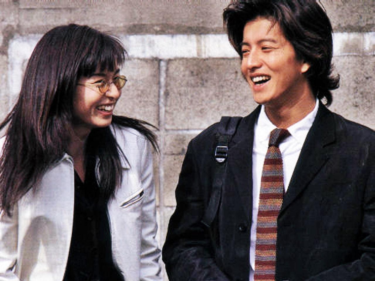 「月九」劇集中最經典角色,木村拓哉在《悠長假期》中飾演的瀨名秀俊只能屈居第3。網圖