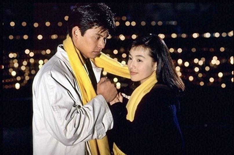 織田裕二在《東京愛的故事》扮演的永尾完治成為冠軍經典角色。網圖