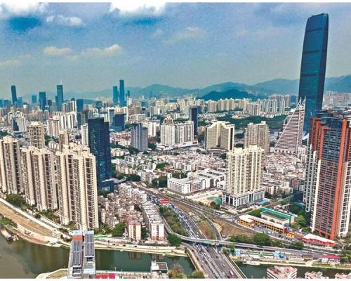 政法委:深圳「先行示範區」深度融合 解決香港社會矛盾