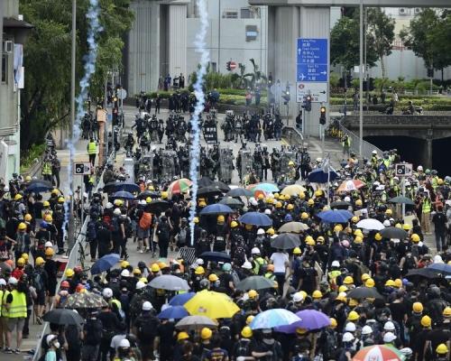 【逃犯條例】田北辰:中央設9月初死線 國慶前平風波