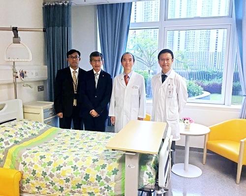 新界西醫院聯網增105張病床 增聘84名醫生