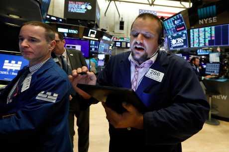 美股周二下跌。AP