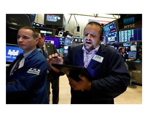 美股三大指數下挫   杜指收市跌173點