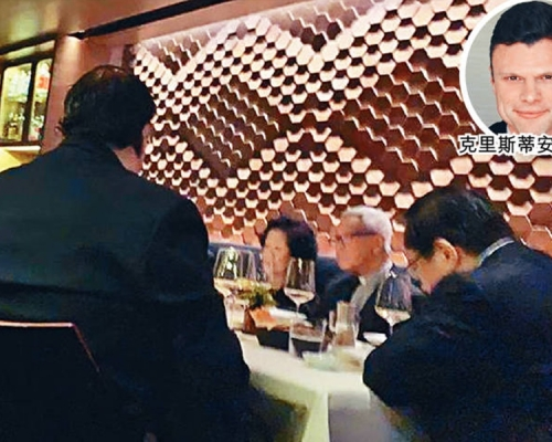 專責媒體和東亞事務 黎智英飯局神秘人為美國安顧問