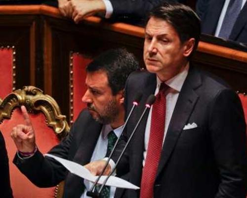 意大利總統接受總理請辭   將謀組新政府