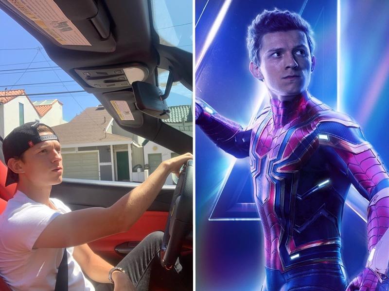 在迪士尼與Sony傳出談判破裂,導致蜘蛛俠未來恐怕要退出漫威電影宇宙。 Tom Holland IG