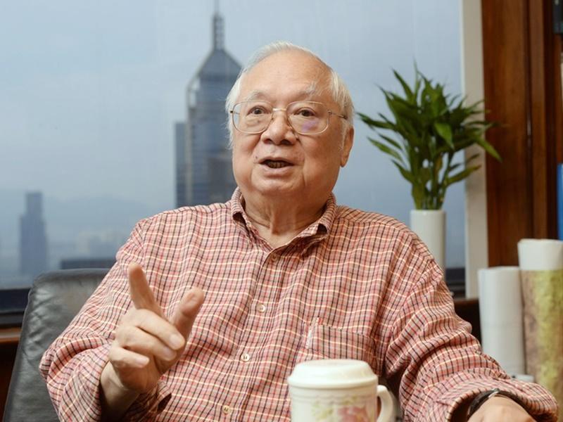 胡應湘指現時香港情況是史上第二嚴峻。資料圖片