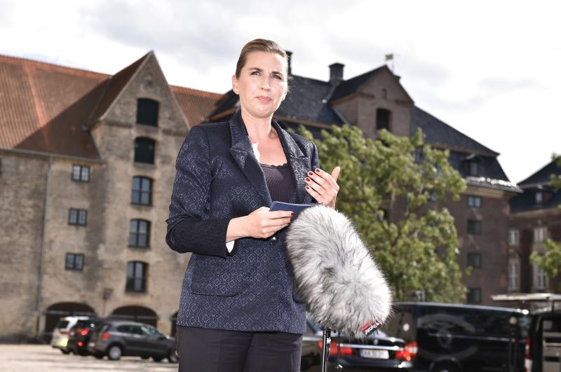 佛瑞德里克森對特朗普決定取消訪問丹麥行程,表示遺憾和驚訝。AP