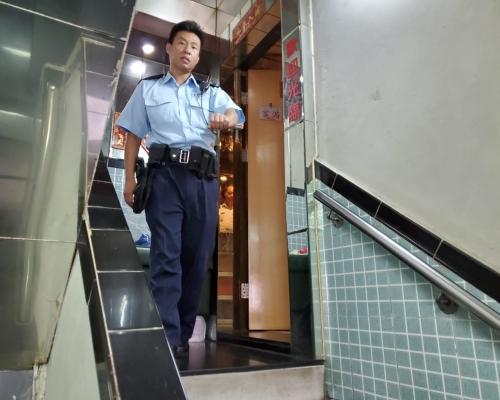 女子倒斃旺角賓館 職員揭發報警
