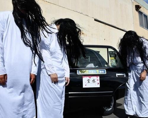 炒熱盂蘭盆節氣氛 大阪推「猛鬼的士」載客