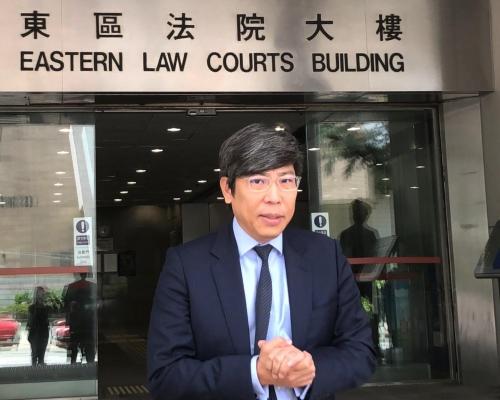 天開數碼創辦人袁耀輝襲警罪名不成立 官:2證人證供有矛盾