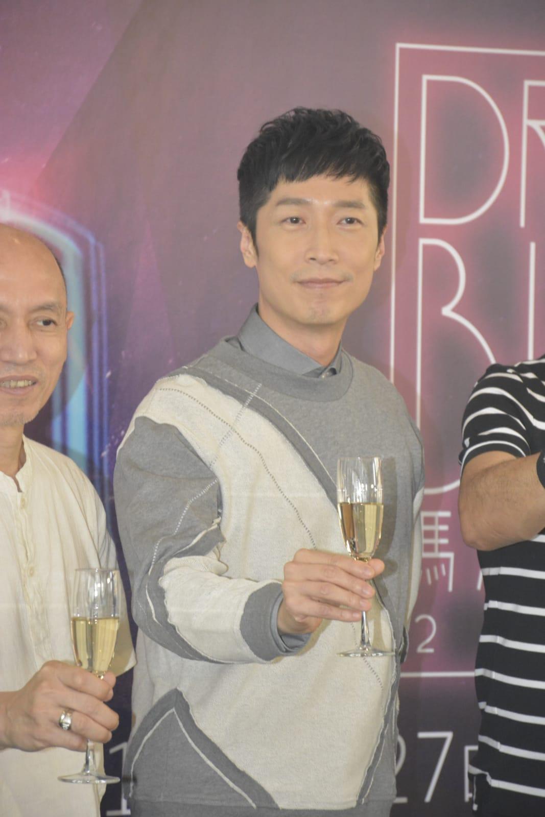 馬浚偉將於10月舉行演唱會,直言女神周慧敏作嘉賓,好開心。