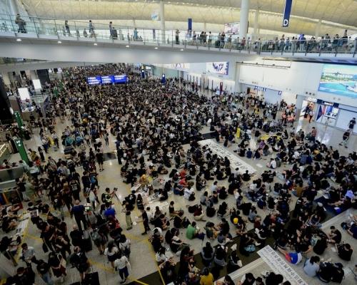 【機場集會】禁制令今午屆滿 機管局申請延長獲批