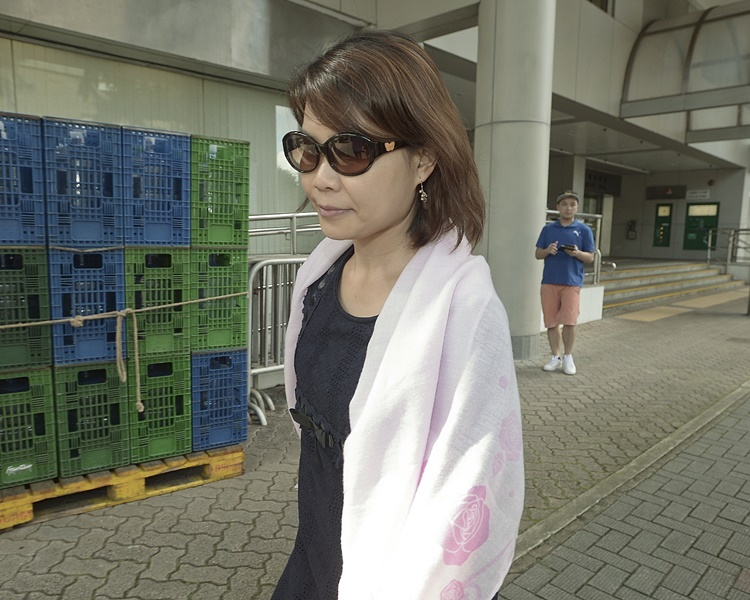 陳麗兒(圖)等4人被控串謀欺詐。