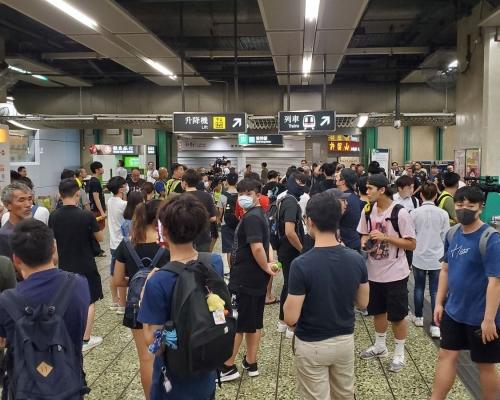 【逃犯條例】高院批港鐵臨時禁制令 有效期至下周五