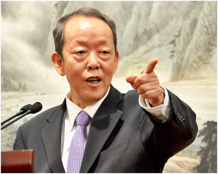 王光亞對於香港近期的情況大表痛心。資料圖片