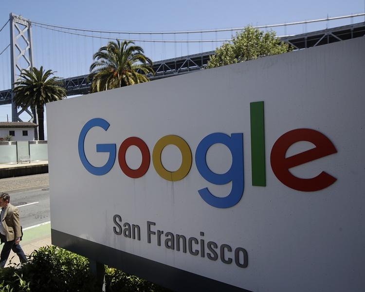 Google集團向員工發出新的工作指引。AP