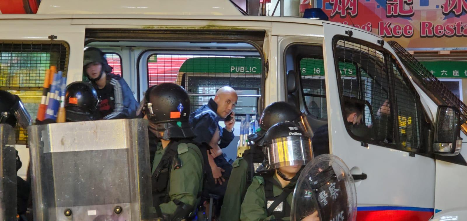 警員遇襲受傷